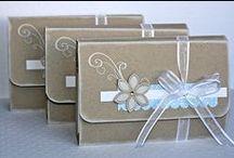 kadootjes inpakken / ideetjes om cadeautjes in te pakken