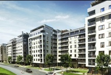 Capital Art Apartments / Capital Art Apartments to nowoczesne osiedle powstające w Warszawie, przy ulicy Giełdowej 4, na granicy warszawskich dzielnic Śródmieście i Wola. Na działce o łącznej powierzchni 17 500 m kw. powstanie docelowo pięć budynków o zróżnicowanej wysokości.