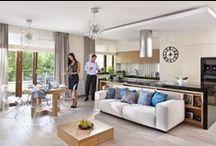 Piękne wnętrza Atlas Estates / Wizualizacje oraz zdjęcia przedstawiające aranżację wnętrz w inwestycjach mieszkaniowych Atlas Estates