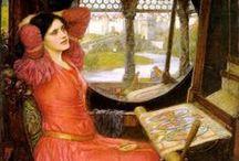 John William Waterhouse /  Pre-Raphaelite / John William Waterhouse /  Pre-Raphaelite