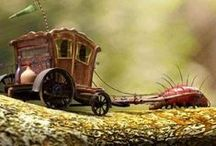 STORYBOOK CARRIAGES..THRONES... / STORYBOOK CARRIAGES..THRONES...