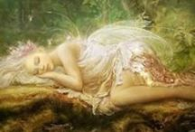 """FAE COUTURE / FAE COUTURE,A fairy (also fay, fae; from faery, faerie, """"realm of the fays"""") is a type of mythical being or legendary creature in European folklore, a form of spirit, often described as metaphysical, supernatural or preternatural."""