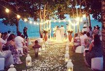 Wedding What-ifs / Garden ceremony. Beach reception. Groom to follow. :)) / by Jia Ramos