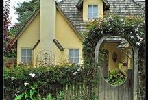 Charming Cottages and More ! / by Tambra Boyd