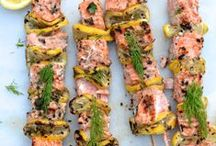 Fish and Seafood / Recipes for delicious fish and seafood