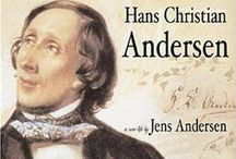 """Hans Christian Andersen / Hans Christian Andersen April 2, 1805 – August 4, 1875 was a Danish author,  the father of the fairy tale stories  Fairy tale writer & poet noted for his children's stories. These include """"The Steadfast Tin Soldier,"""" """"The Snow Queen,"""" """"The Little Mermaid,"""" """"Thumbelina,"""" """"The Little Match Girl,"""" and """"The Ugly Duckling."""" During his lifetime he was acclaimed for having delighted children worldwide & was feted by royalty. His poetry & stories have been translated into more than 150 languages"""