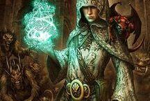 Fantasy  Concept Art / Fantasy  Concept Art