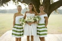 green wedding / wedding