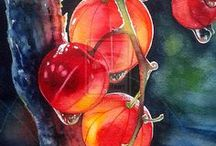 Wonderful Water Color pencil Art & Artists /  Wonderful Water Color pencil Art & Artists / by FAIRY HILL