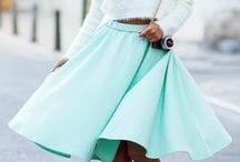 Cool Mint / Kolor sezonu wiosna/lato 2014