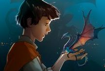 DRAGON TALES.... / I believe in everything until it's disproved. So I believe in fairies, the myths, dragons. It all exists, even if it's in your mind. Who's to say that dreams and nightmares aren't as real as the here and now? ~John Lennon DRAGON TALES....