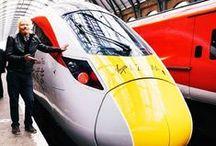 Virgin Trains - my #1 UK rail operator / Virgin Trains are the best