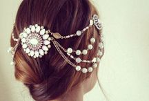 Touch of Glam: Hair Accessories