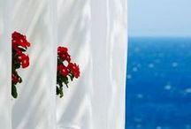 Letnie inspiracje Allani - Grecja / Między pięknymi widokami wysp greckich ukryliśmy najpiękniejsze sukienki, wprost idealne na wakacje w takim klimacie :)