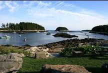 Maine / last vacation Mike and I had and loved and went to all these places / by Lisa Taylor Coleman