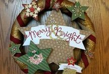 Bright & Beautiful Star Bundle / Cards and projects using Stampin' Up!'s Bright and Beautiful stamp set and coordinating framelits.