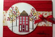Stampin' Up! Holiday Home / Creative cards & projects using the Stampin' Up! Holiday Home stamp set