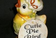 Pie Birds / Pie Vents / by Tambra Boyd