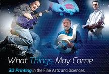 Brown Symposium 2015 / Southwestern University's Brown Symposium 2015 -  What Things May Come: 3D Printing in the Fine Arts and Sciences / by Information Services at Southwestern University
