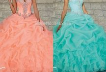 15 stuff / A bunch of dresses and things for our 15  Mom I added you on here