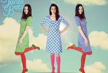 Tante Betsy summer 2015 / happy dresses