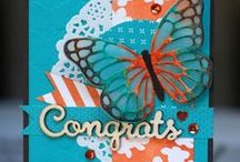Butterfly Flutter By / Cards and projects featuring butterflies