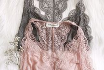 | LINGERIE / Lingerie and underwears
