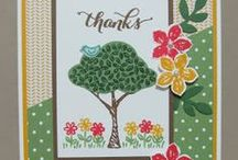 Stampin' Up! Sprinkles of Life / Projects/cards created with the Stampin' Up! Sprinkles of Life stamp set and matching framelits.