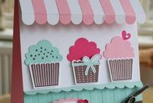 Cupcake Cards / Cupcake celebrations