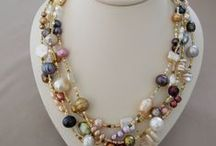 Beaded Necklaces / Handmade Beaded Necklaces