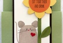 2016 SU Occasions/Sale-a-Bration / Cute stuff made with items in the Stampin' Up! 2016 Occasions and Sale-a-Bration catalogs. Sale-a-bration runs through March 31, 2016. See the Sale-a-Bration items at http://bit.ly/1PUDIui