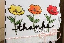 Stampin' Up! Birthday Blooms / Creations with the Birthday Blooms stamp set by Stampin' Up!