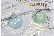 Inspirations - Beautiful invites / by Marrit Weiss