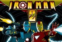 iron man / by max max