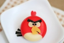 angry bird / by max max