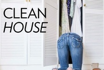Cleaning for Dummies  / by Karen McGillivray