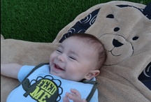 Babies who LOVE Tady Tote!