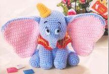 Crochet - Animals / Crochet