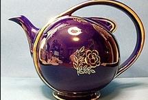 I'm a little tea pot  / Tea pots / by Karen McGillivray