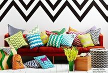 Chevrons / Chevrons in all shapes, sizes and colours!