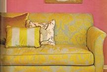Damask Style / Damask fabrics to inspire