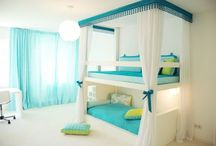 Playroom & Kid's Bedroom  / Have some fun with kids room ideas and fabrics