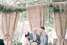 Wedding Style / Inspirational wedding ideas