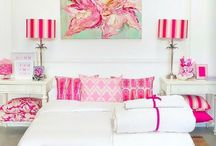 Pink, Pinks & More Pinks / Everything pink and pink themed to inspire.