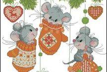 Christmas - Cross Stitch