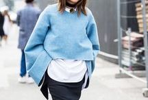Street Style Inspirations / street styles from all over the world
