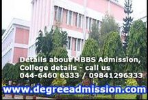 Medical PG Admission / Medical PG Admission in Top Medical Institutes and to get professional admission guidance visit www.degreeadmission.com or Call 044 64606333