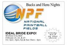 Hens & Bucks / How will you celebrate your Hens or Bucks Night?