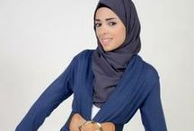 Tunics and Tops / We have modest tunics, long-sleeved tops, ponchos, capes, and blouses for the contemporary Muslim woman looking for sophisticated clothing.