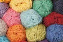 Knitting - Nice yarn!
